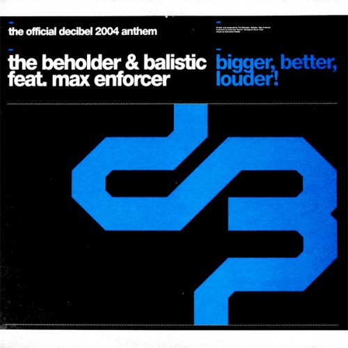 The Beholder And Balistic Featuring Max Enforcer - Bigger, Better, Louder! - Cloud 9 Dance - 07:28 - 14.12.2011