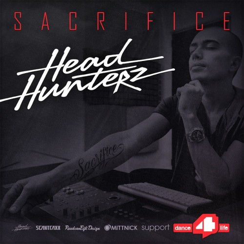 Headhunterz - Headshot - Scantraxx Recordz - 05:20 - 15.03.2012
