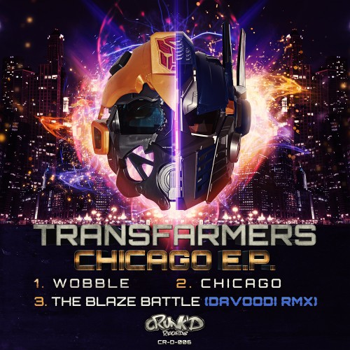 Transfarmers - The Blaze Battle - Crunk'd - 04:01 - 08.05.2012