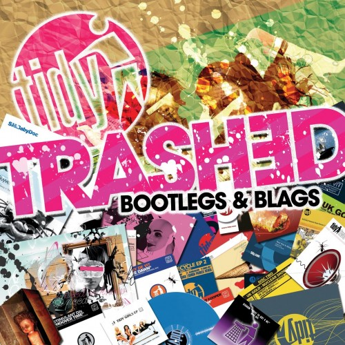 The Tidy Boys - Tidy Trashed Mash Up Mix 04 - Tidy - 15:19 - 29.07.2012