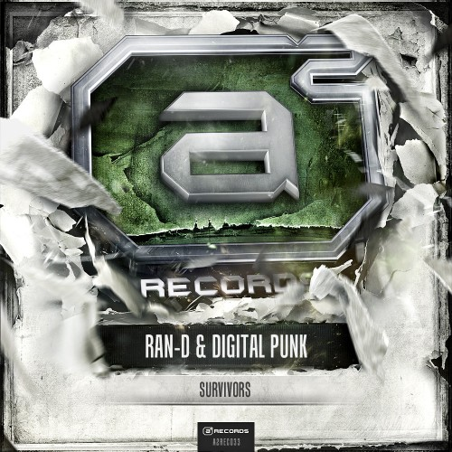 Ran-D & Digital Punk - Survivors - A2 Records - 04:56 - 29.08.2012