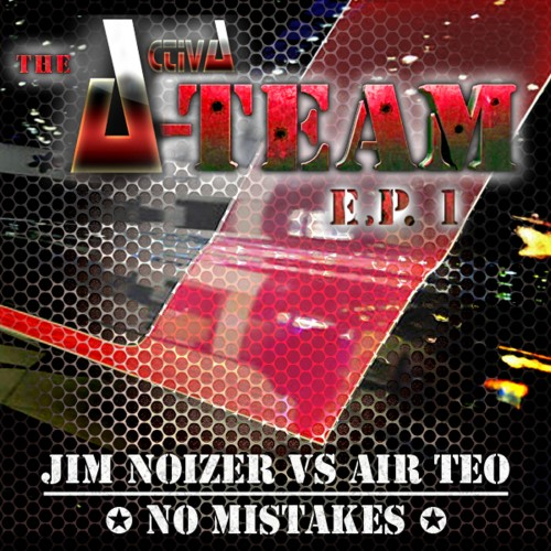 Jim Noizer Vs. Air Teo - No Mistakes - Activa Records - 05:08 - 13.09.2012