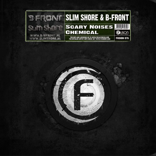 Slim Shore & B-Front - Scary Noises - Fusion Records - 03:23 - 06.09.2010