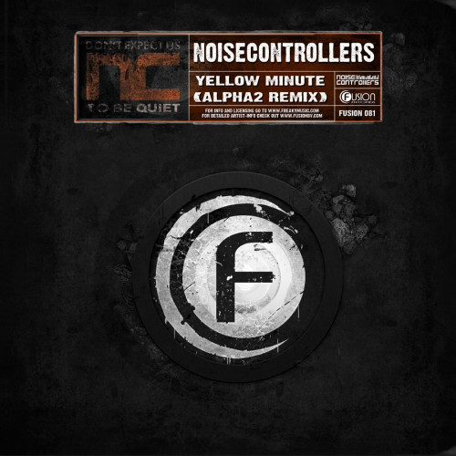 Noisecontrollers - Yellow Minute - Fusion Records - 05:12 - 18.10.2010