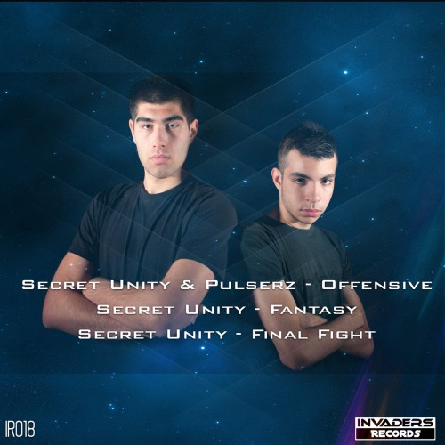 Secret Unity - Final Fight - Invaders Records - 04:29 - 24.09.2012