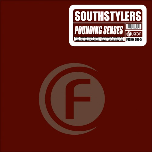 Southstylers - Pounding Senses - Fusion Records - 03:44 - 22.10.2010