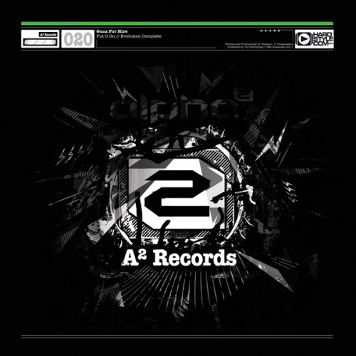 Gunz For Hire - Evolution Complete - A2 Records - 05:46 - 15.08.2011