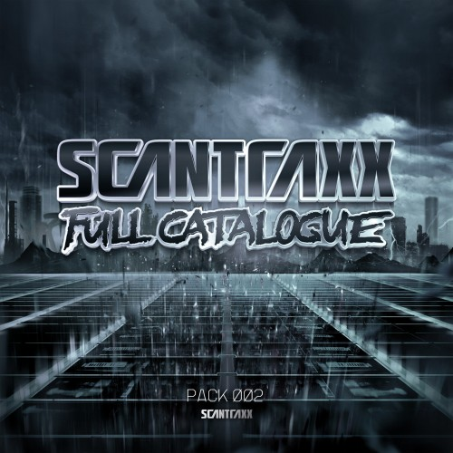 A-lusion - Powered Up Again - Scantraxx Recordz - 06:08 - 05.10.2012