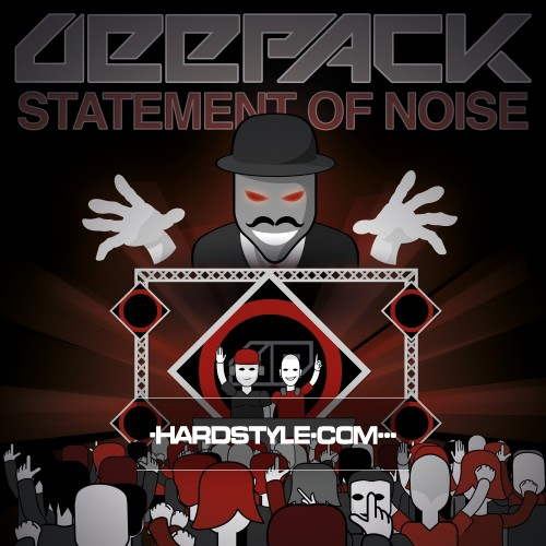 Deepack Feat MC Lan - Statement Of Noise - Anarchy - 05:13 - 01.11.2012