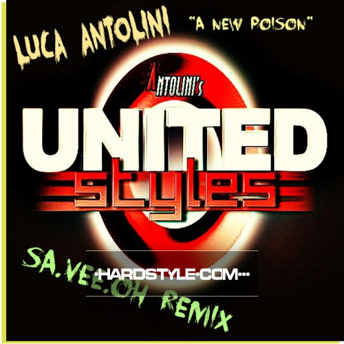 Luca Antolini - A New Poison - United Styles - 05:26 - 26.11.2012