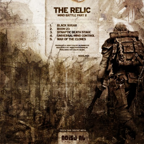 The Relic - Universal Mind Control - Noisj.nl - 05:16 - 01.11.2010