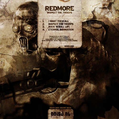 Redmore - Eternal Damnation - Noisj.nl - 04:02 - 10.11.2010