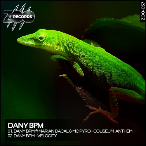 Dany BPM - Velocity - ZOO Records - 04:19 - 26.12.2012