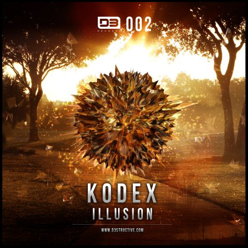 Kodex - Illusion - D3-Structive Records - 04:43 - 21.01.2013