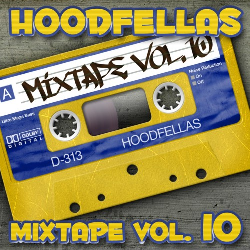 Hoodfellas - Drop it to the Floor - Booty Breaks - 03:47 - 22.02.2011