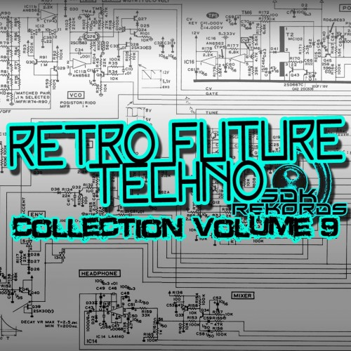 AN7M2L - Bathsalts - Retro Future Techno (SDK Rekords) - 05:10 - 12.06.2013