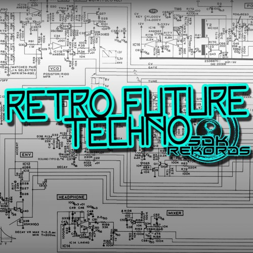 Junki Stylez - MDMA - Retro Future Techno (SDK Rekords) - 05:01 - 13.06.2013