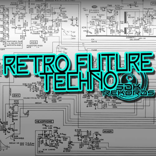 Teck-Tips - Thru - Retro Future Techno (SDK Rekords) - 05:31 - 03.07.2013