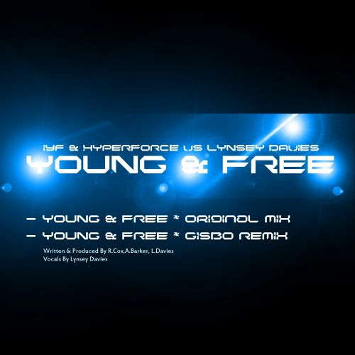 IYF & Hyperforce vs Lynsey Davies - Young & Free - In Your Head Records - 05:46 - 08.07.2013