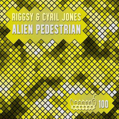 Riggsy & Cyril Jones - Alien Pedestrian - Caterpillar Trax - 06:11 - 22.07.2013