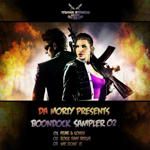 Da Morty - Fear & Loath - Terminal Boondock - 04:21 - 15.07.2013