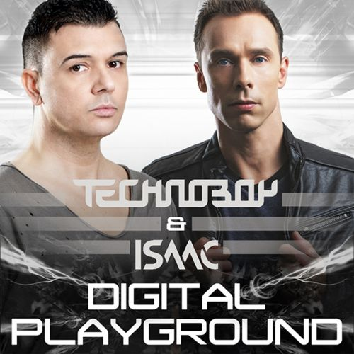 Technoboy & Isaac - Digital Playground - Titanic Records - 05:36 - 27.07.2013