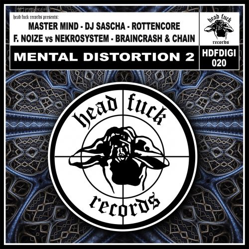 Master Mind - Black Death - Headfuck Records - 05:50 - 09.08.2013