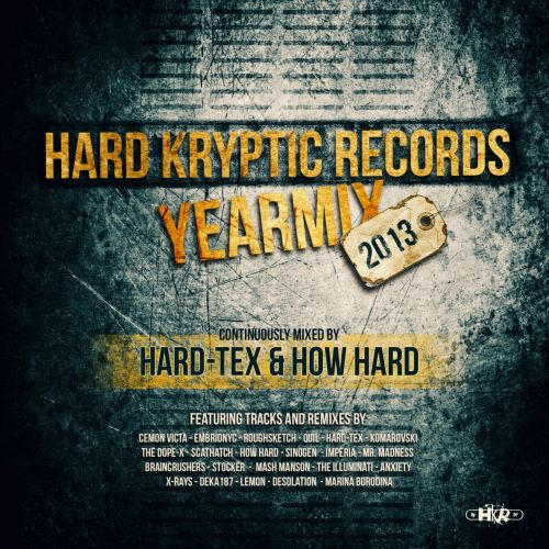 DJ Ded - Bunged Lady - Hard Kryptic Records - 04:49 - 13.12.2013