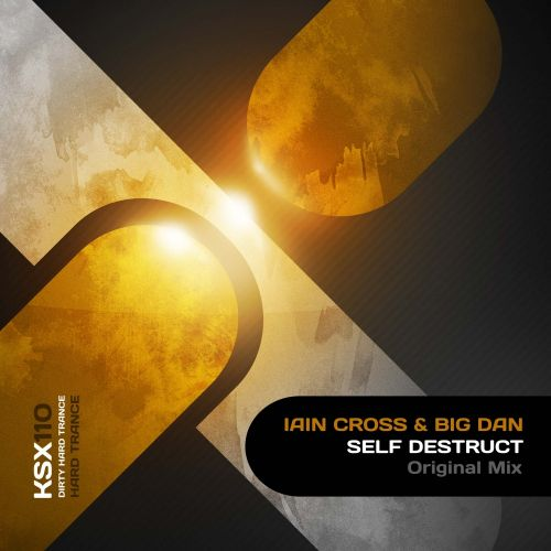 Iain Cross & Big Dan - Self Destruct - D.H.T. - 07:37 - 09.12.2013