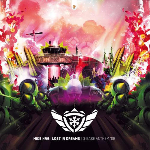 Mike NRG - Lost in Dreams (Q-Base Anthem 2008) - Q-Dance Records - 05:57 - 13.09.2010