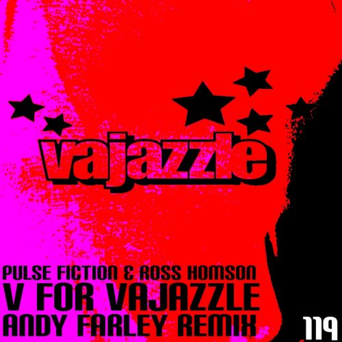 Pulse Fiction vs Ross Homson - V For Vajazzle - Toolbox Recordings - 07:56 - 05.12.2011