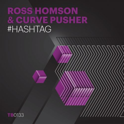 Ross Homson & Curve Pusher - Hashtag - Toolbox Recordings - 07:06 - 19.06.2012