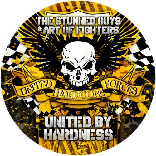 The Stunned Guys & Art of Fighters - United by hardness - Traxtorm Records - 05:35 - 04.06.2010