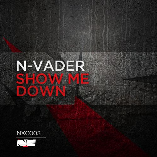 N-Vader - The bounce - Next Cyclone - 04:56 - 21.05.2013