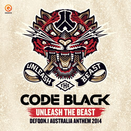 Code Black - Unleash The Beast (Defqon.1 Australia Anthem 2014) - Q-Dance Records - 05:43 - 21.07.2014