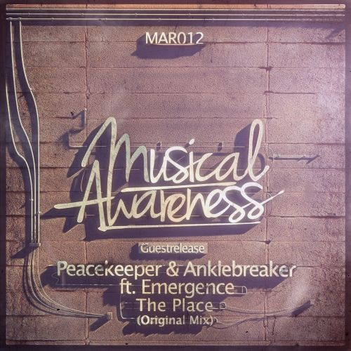 Peacekeeper & Anklebreaker ft. Emergence - The Place - Musical Awareness Records - 05:03 - 12.07.2014