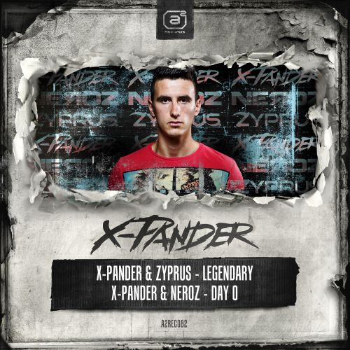 X-Pander & Zyprus - Legendary - A2 Records - 04:14 - 27.08.2014