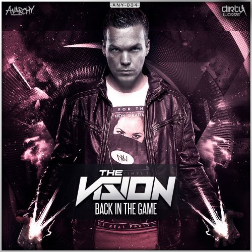 The Vision - Back In The Game - Anarchy - 04:38 - 18.09.2014