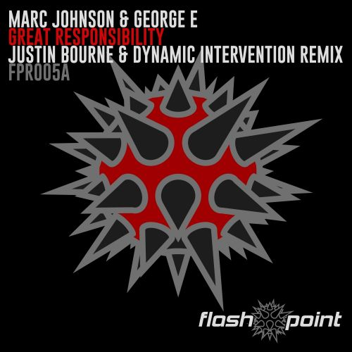 Marc Johnson & George E - Great Responsibility - FlashPoint Records - 06:42 - 01.01.2004