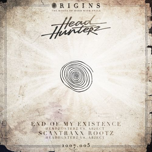Headhunterz Vs Abject - End Of My Existence - HARDwithSTYLE Origins - 05:29 - 30.10.2014