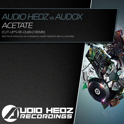 Audio Hedz vs Audox - Acetate - AHR [Audio Hedz Recordings] - 06:31 - 28.11.2014