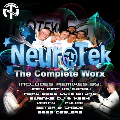 NeuroTek - 168 Lets Go - NeuroTek Digital - 03:49 - 01.12.2014