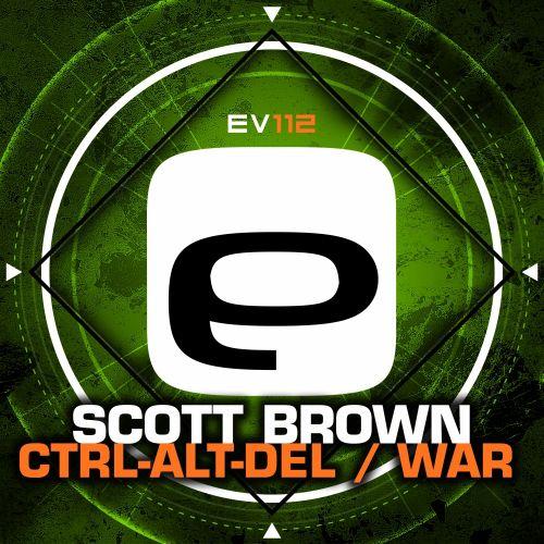 2bb1c41b Scott Brown - Ctrl-Alt-Del - Evolution Records - Hardstyle.com: Home of  Hardstyle