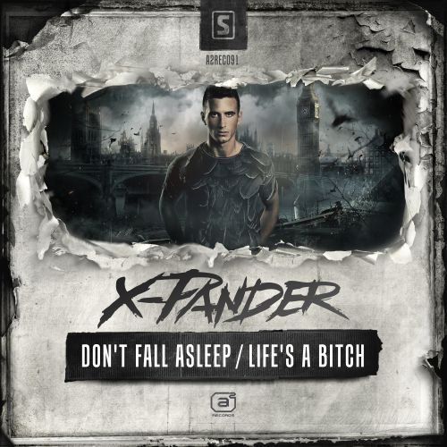 X-Pander - Don't Fall Asleep - A2 Records - 04:38 - 28.01.2015