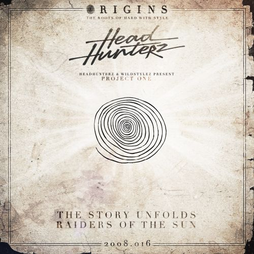 Project One - Raiders Of The Sun - HARDwithSTYLE Origins - 05:24 - 29.01.2015