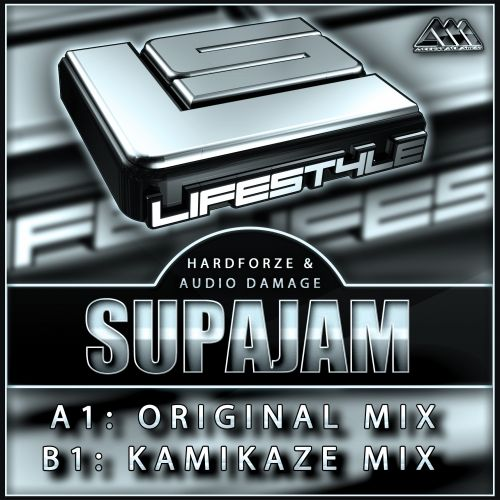 Hardforze & Audio Damage - Supajam - Lifestyle - 04:41 - 26.02.2015