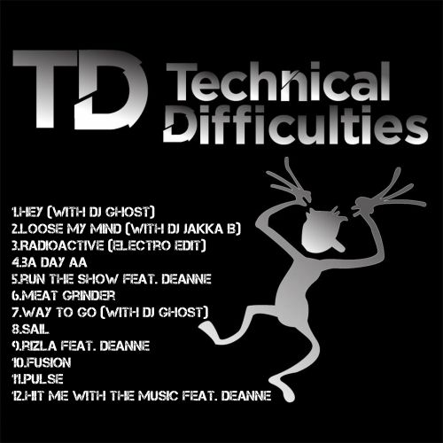 Technical Difficulties & Deanne - Hit Me With The Music - Technical Difficulties - 04:17 - 20.06.2015