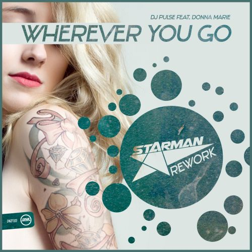 DJ Pulse Feat Donna Marie - Wherever You Go - DNZ Records - 06:24 - 25.06.2015
