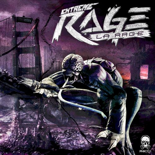 Extreme Rage - The Knife - Phrenetikal Records - 05:52 - 27.07.2015