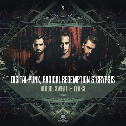 Digital Punk, Radical Redemption & Crypsis - Blood, Sweat & Tears - A2 Records - 05:02 - 31.07.2015